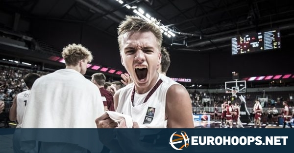 Arturs Zagars With 35 Points And 7 Assists Led Latvia In
