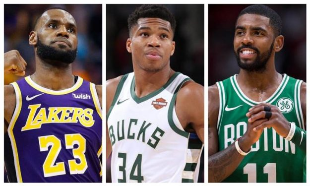 NBA 2K19: The ratings of every starting player (Updated) | Eurohoops