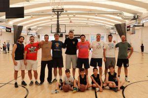 Παίξε μπάσκετ στο Eurohoops Dome
