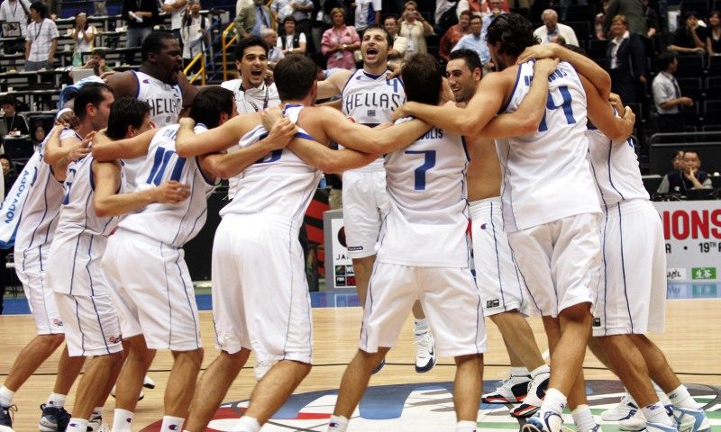 12 years ago today: Greece beats Team USA in World Cup semifinal   Eurohoops