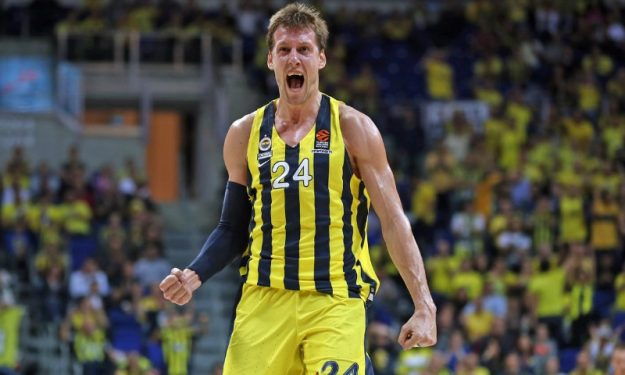 Jan Vesely With 19 Points And 11 Rebounds Vs Gran Canaria Eurohoops