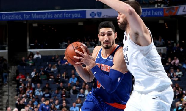 Turkish prosecutors seek arrest warrant for New York Knicks center Enes Kanter