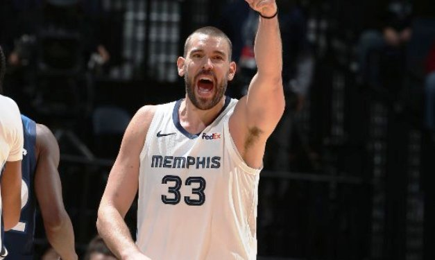 Grizzlies to retire Marc Gasol s jersey  8911282e1