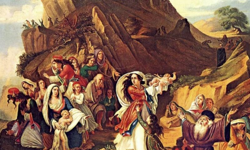 Ο χορός του Ζαλόγγου: Τα γεγονότα και οι αναθεωρητικές απόψεις Eλλήνων ιστορικών