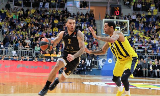 Mike James explodes for a career-high 31 points | Eurohoops