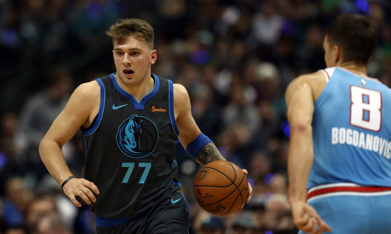 a32c8f781265 Luka Doncic headlines the 2019 Rising Stars game