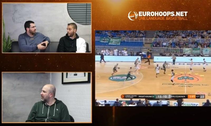 Eurohoops Show: Vol. 6: Ο Ολυμπιακός, ο Παναθηναϊκός και τα… θέματά τους (video)