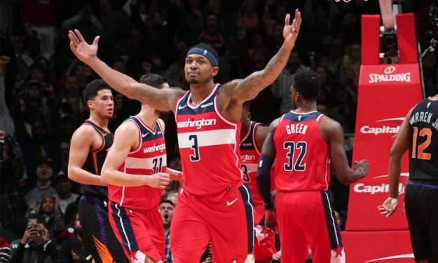 Wizards lock up Beal with $72 million extension