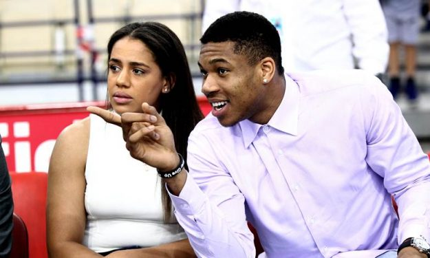 Giannis Antetokounmpo set to become a dad   Eurohoops