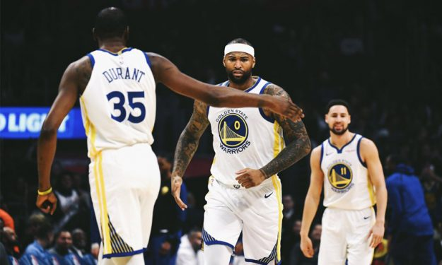 Cousins calls Warriors 'most hated team in sports'