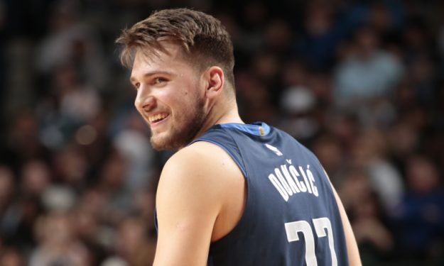 Raptors clip Mavericks despite Doncic triple-double