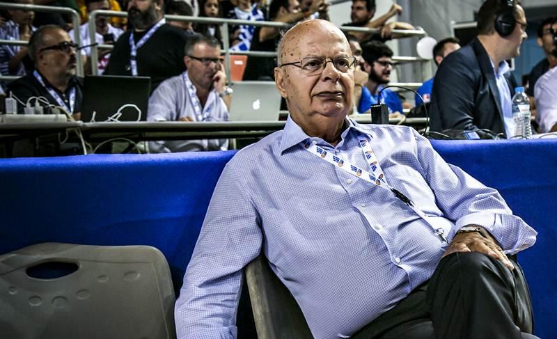 """ΕΟΚ: Απάντηση στον Γ. Βασιλειάδη για δηλώσεις περί """"κατάρρευσης του μπάσκετ αν δεν πάρει πρωτοβουλίες ο Βασιλακόπουλος"""""""