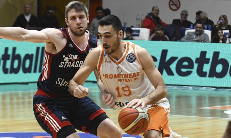 "Basketball Champions League (4ος όμιλος): Σπουδαίος Προμηθέας, ""ζωντανή"" η Οστάνδη! (videos)"