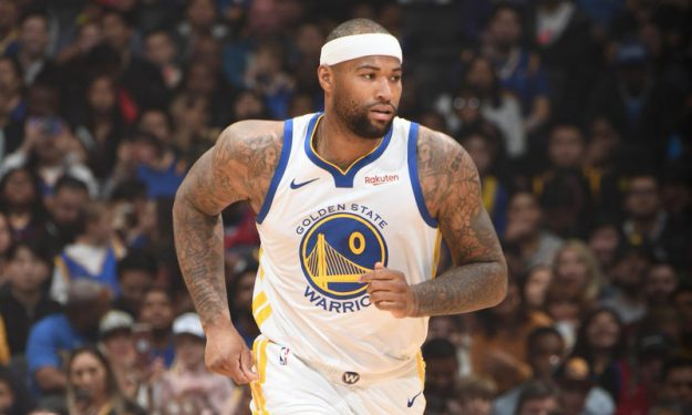 Lakers 'aware of' DeMarcus Cousins' alleged death threat to ex-girlfriend