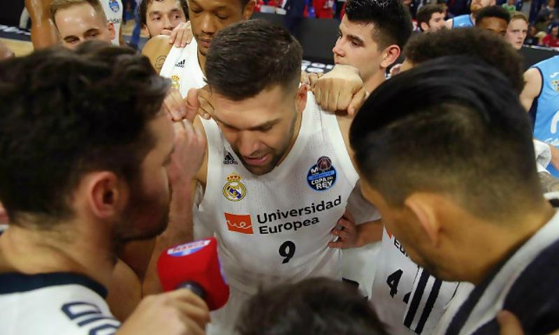 Ισπανία: Υπερηχητική Ρεάλ Μαδρίτης, σαν σε προπόνηση στα ημιτελικά του Copa del Rey