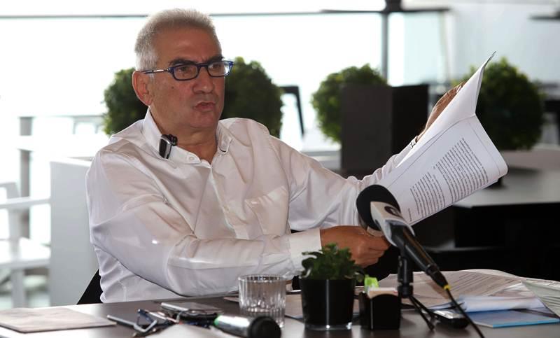 """Συμεωνίδης: """"Μόνο η ΕΟΚ μπορεί να αλλάξει την ΚΕΔ, κανείς υπουργός…"""""""