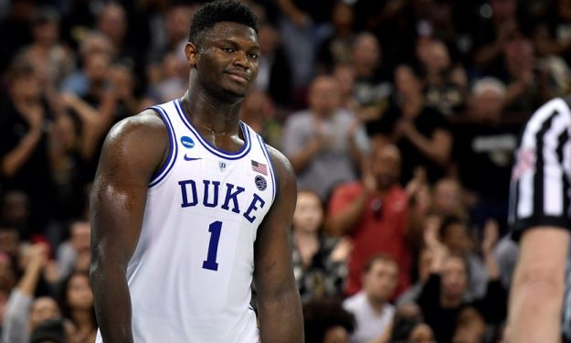 Central Florida v Duke zion williamson