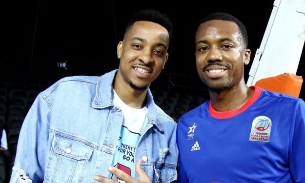 Picture of CJ  McCollum Brother, called Rrick