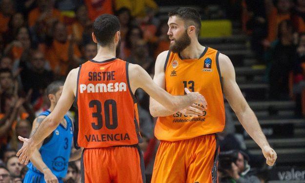 Valencia Forces Game 3 Against Unicaja