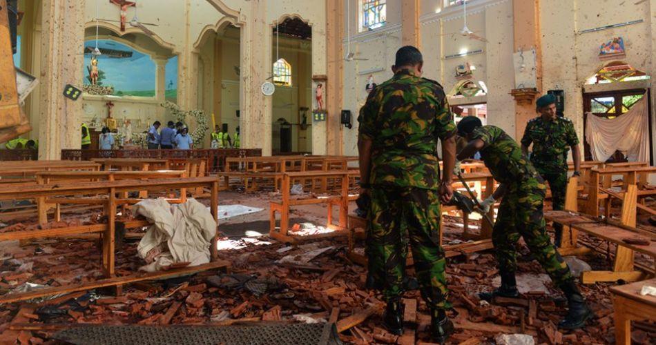 Σρι Λάνκα: Στους 359 οι νεκροί… Σοκ από τα βίντεο που δείχνουν τους δράστες στιγμές πριν σκορπίσουν τον θάνατο!