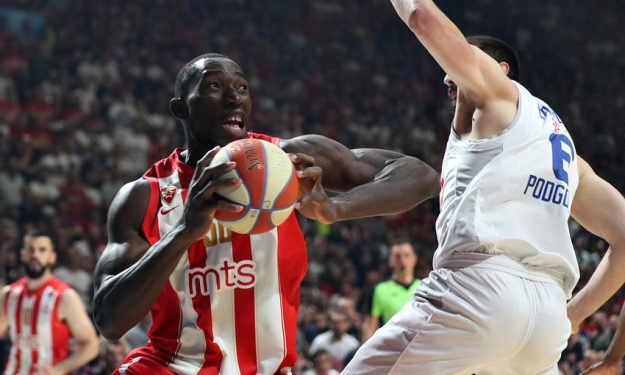 Basketball Player Michael Ojo Dies During Training in Serbia