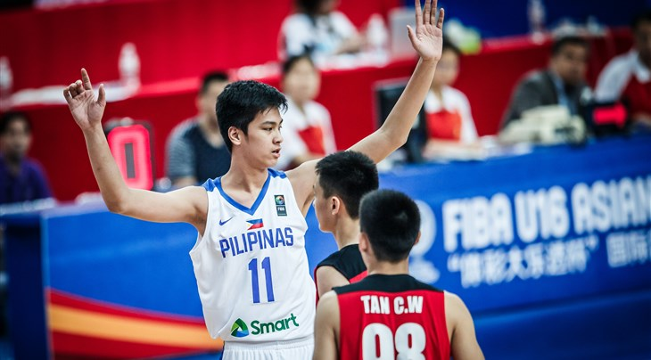 Filipino prospect Kai Sotto wants to prepare in Europe for