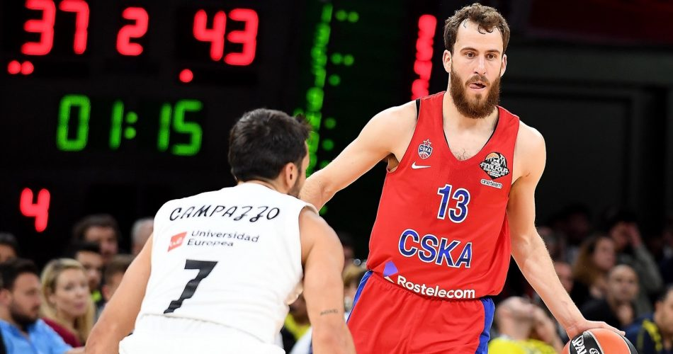 65cde51965a Sergio Rodriguez: CSKA hasn't made it clear yet that they want me ...
