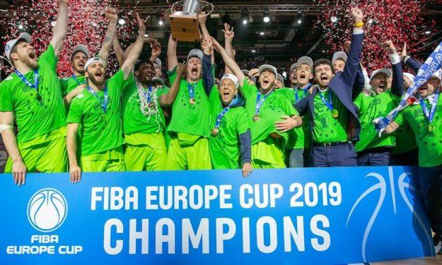 Sassari and coach Pozzecco win the FIBA Europe Cup | Eurohoops