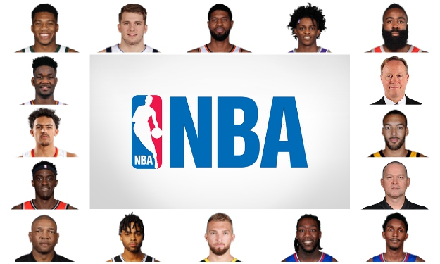 【NBA頒獎禮直播】2019.6.25 09:00-2019年NBA頒獎典禮!