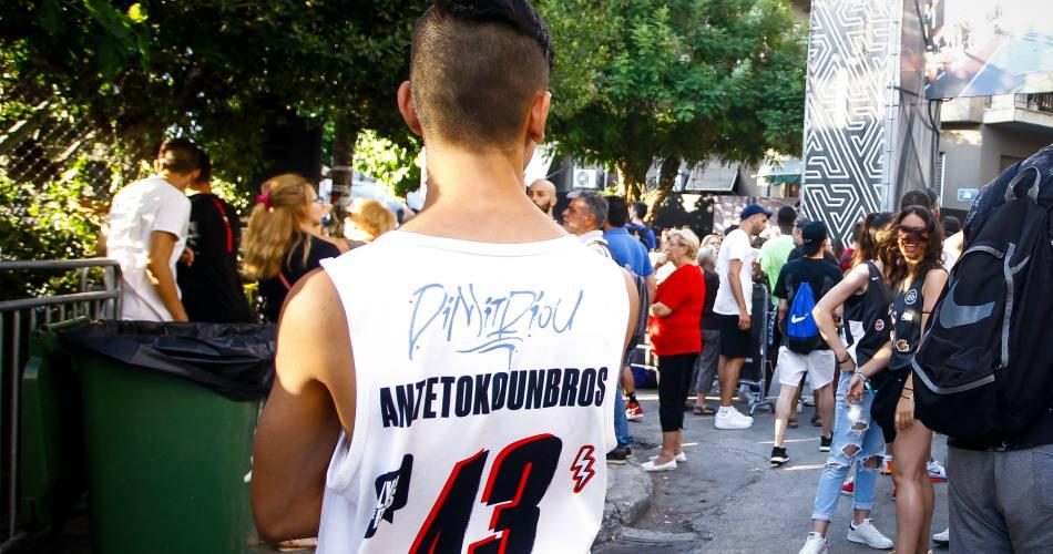 Giannis Antetokounmpo I Will Always Start At Sepolia Eurohoops