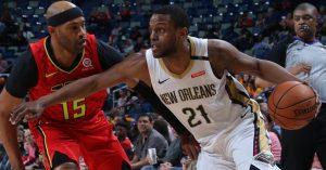Darius Miller Pelicans NBA