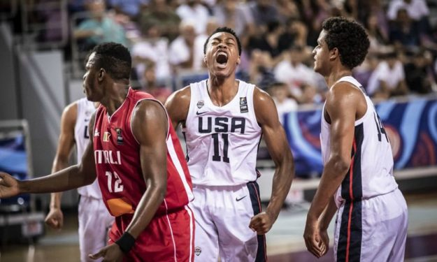 Bruce Weber Guides Team USA to Gold at U19 World Cup