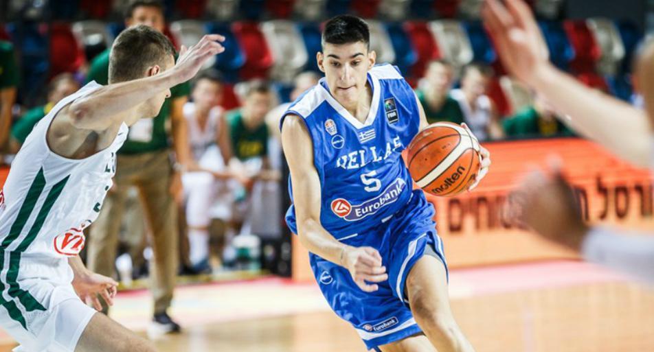 U20 EuroBasket: Αγωνία για την Ελλάδα, non-stop η Ισπανία κι η Γαλλία