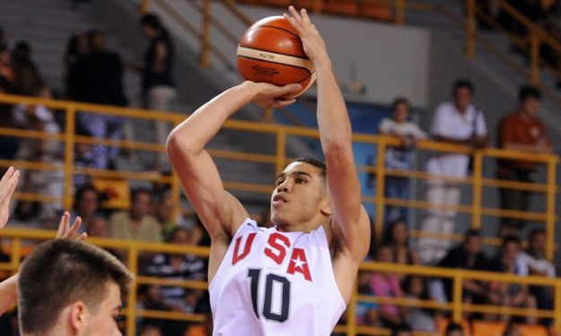 Team USA basketball easily tops Spain in exhibition game, calming doubters
