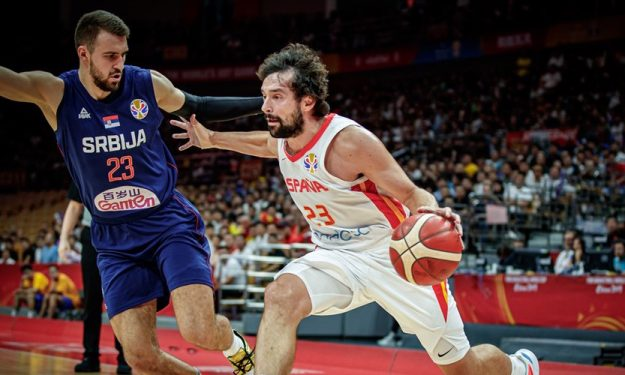 Argentina shocks Serbia, Spain knocks off Poland