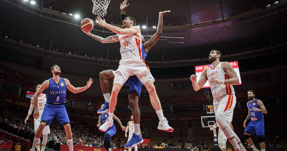 Juan Hernangomez: The World Cup is a great opportunity to