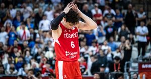 Cedi Osman Turkey