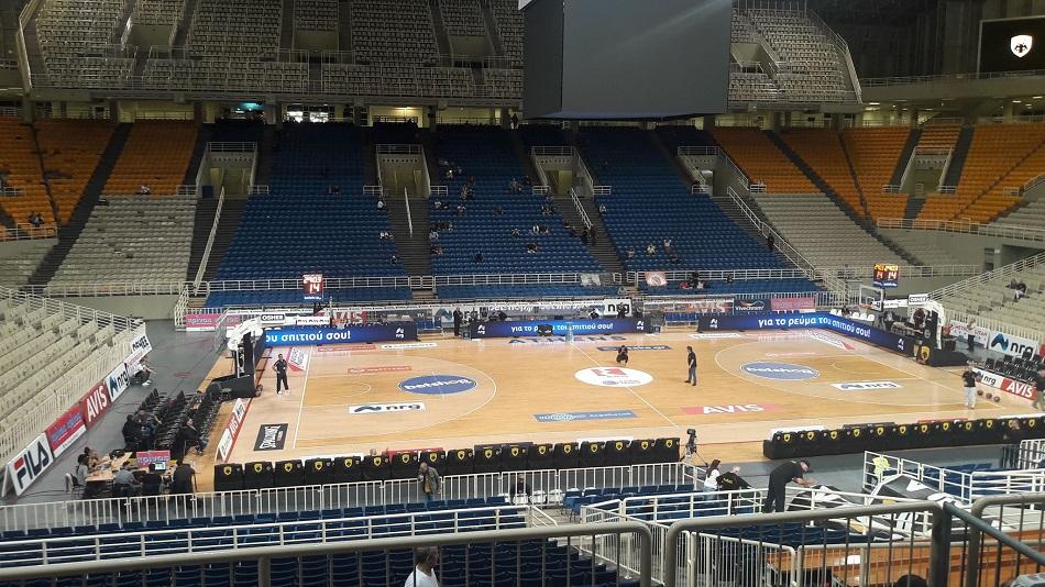 Basketball Champions League: Αποφασίζει για έδρα του Final8 (Pic)