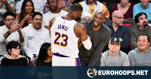 """Cobby için LeBron: """"Umarım seni gururlu bir şampiyon yapmışımdır"""" (resim)"""