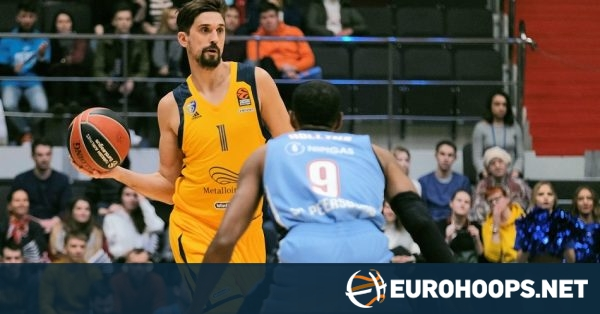 Booker, Shved lead Khimki past Zenit - Eurohoops