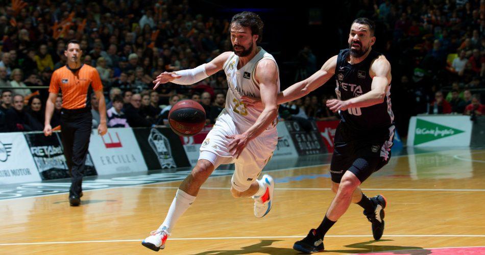 """Ρεάλ Μαδρίτης: Πρώτη """"γκέλα"""" στην ACB από την Μπιλμπάο στην παράταση! (videos)"""
