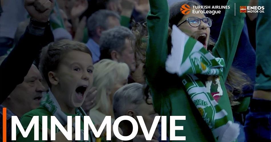 Ευρωλίγκα: Η mini-movie της 13ης αγωνιστικής! (video)