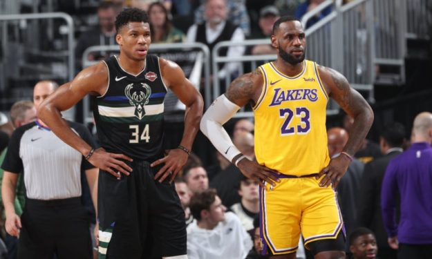 LeBron James on facing Giannis: It's a