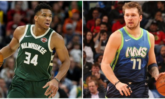 Giannis And Doncic At The Top Of Nba Com S Mvp Ladder