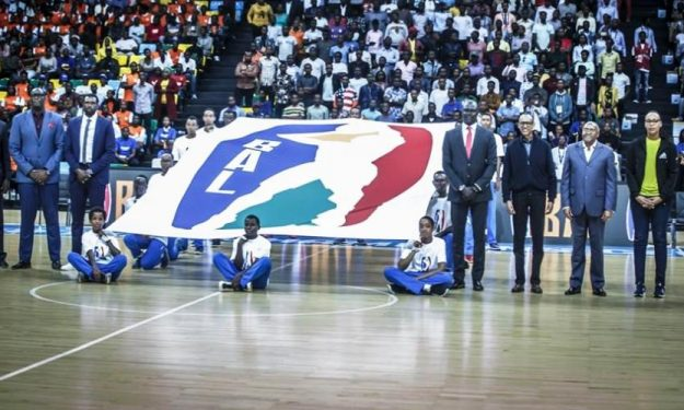 FIBA, NBA unveil Basketball Africa League official logo | Eurohoops