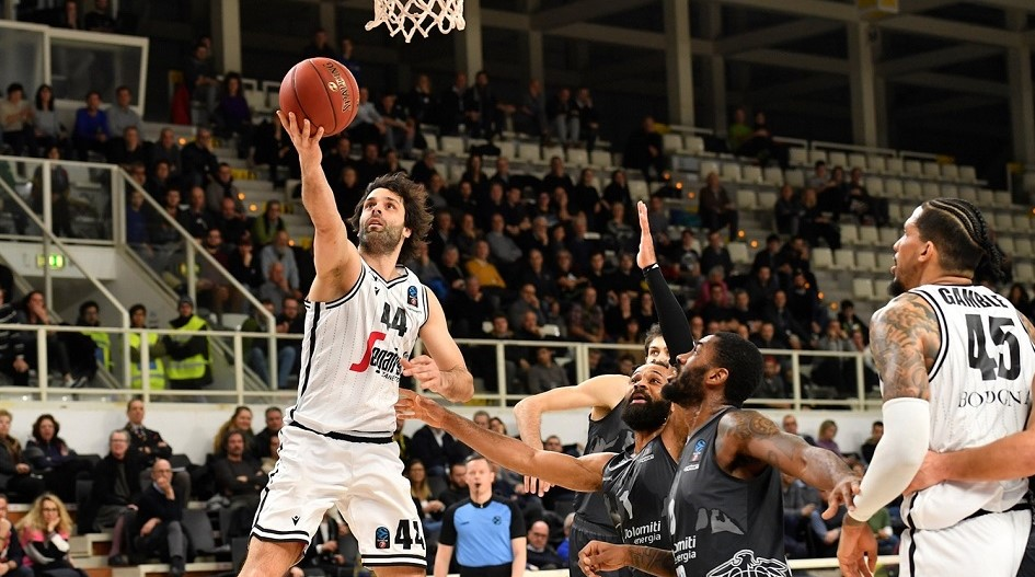 Group E Roundup Teodosic Leads Bologna To Win Over Trento Eurohoops