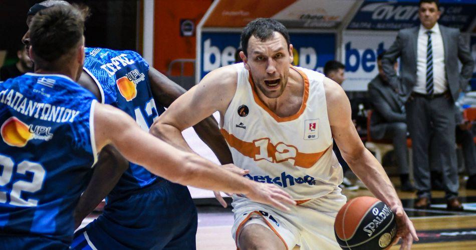 Basket League: MVP του Δεκεμβρίου ο Μαυροκεφαλίδης