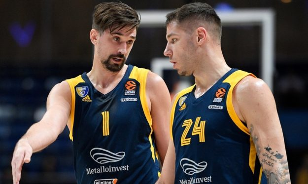 Shved's record night pushed Khimki over Real Madrid | Eurohoops