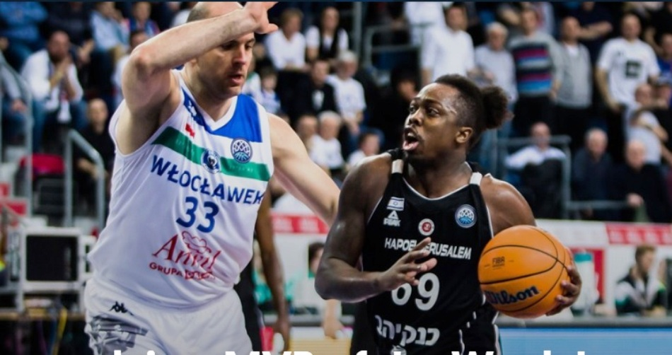Basketball Champions League: MVP ο Τζέικοβαν Μπράουν! (pics)