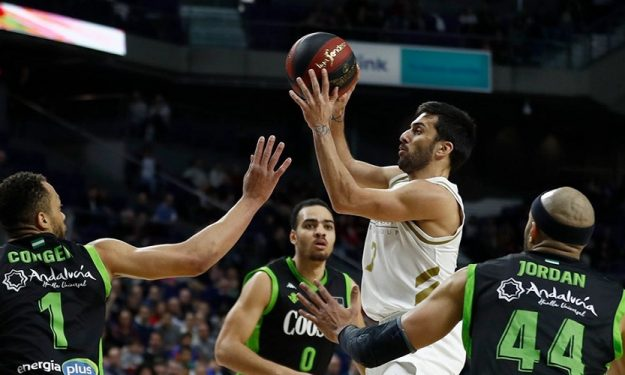 Real Madrid And Baskonia Get Convincing Wins Over Real Betis And